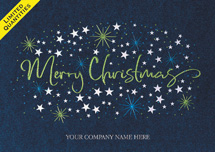Stellar Celebration Christmas Cards